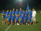 European Touch Championships - Trevise, Italie - Septembre 2012